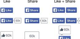 Rewolucja na Facebooku! Zniknie ikona kciuka uniesionego w górę