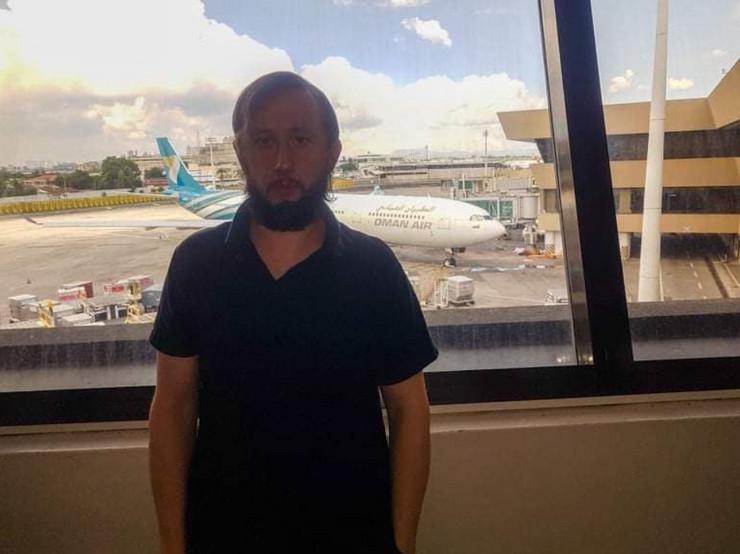 Zarobljen na aerodromu