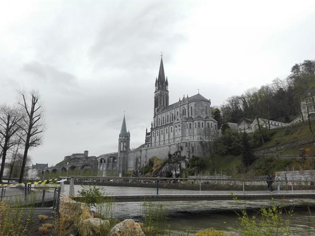 Bazylika w Lourdes