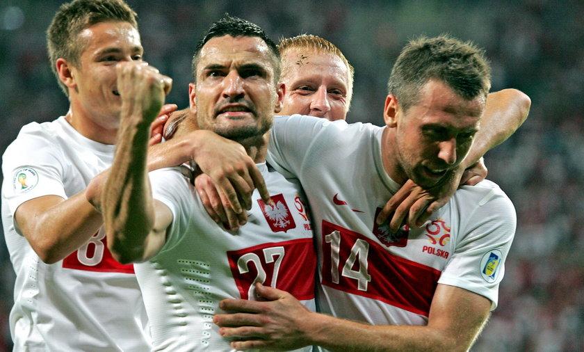 Mecz Polska Mołdawia we Wrocławiu.