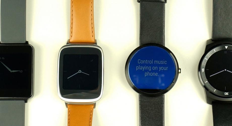 Android Wear bekommt interaktive Watchfaces
