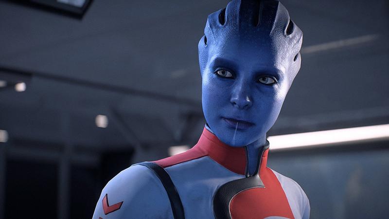 Mass Effect: Andromeda - nowe screeny