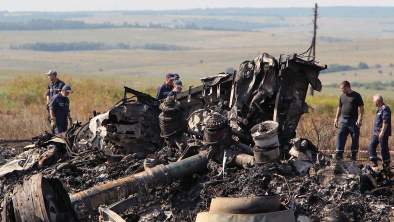 Wrak MH17