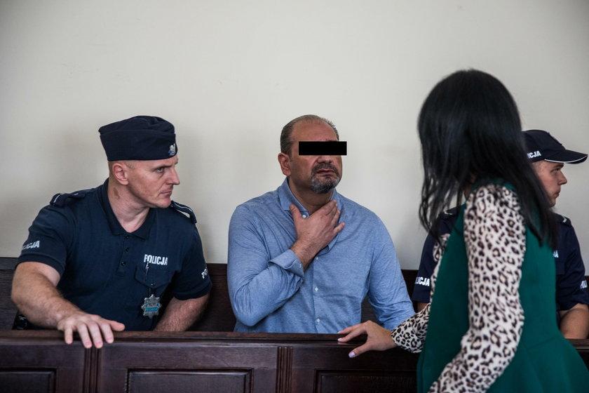 Ostatnia rozprawa w sprawie Hossa