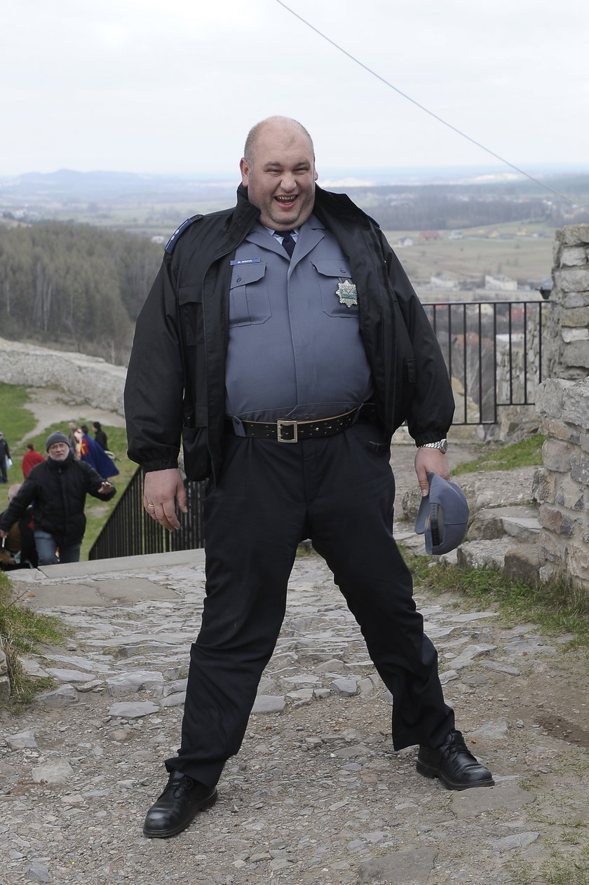 Michał Piela w 2010 roku