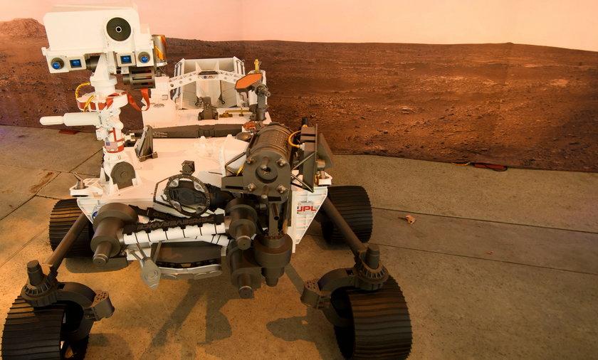 Ważne dokonanie łazika Perseverance. To przybliża NASA do wysłania ludzi na Marsa