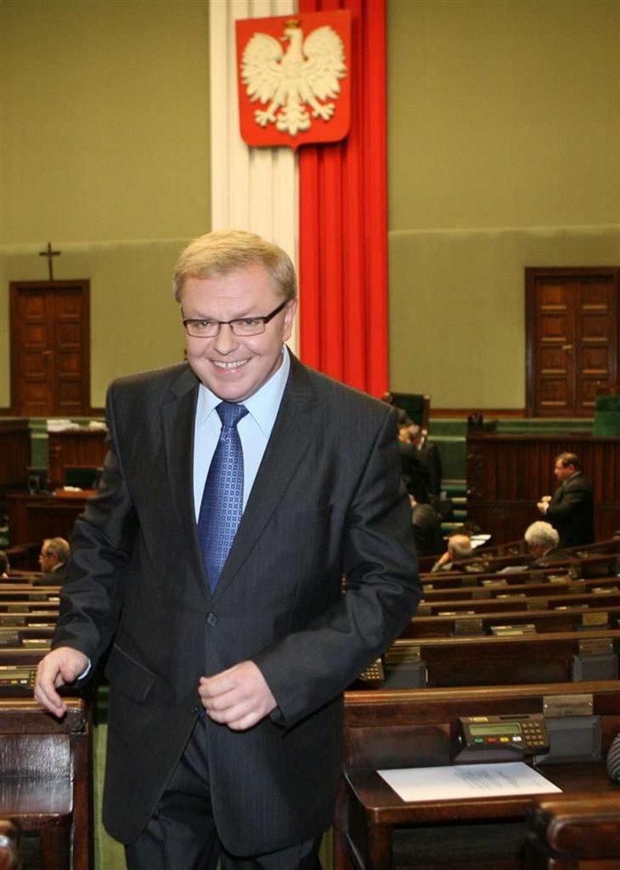 Chlebowski odchodzi z PO