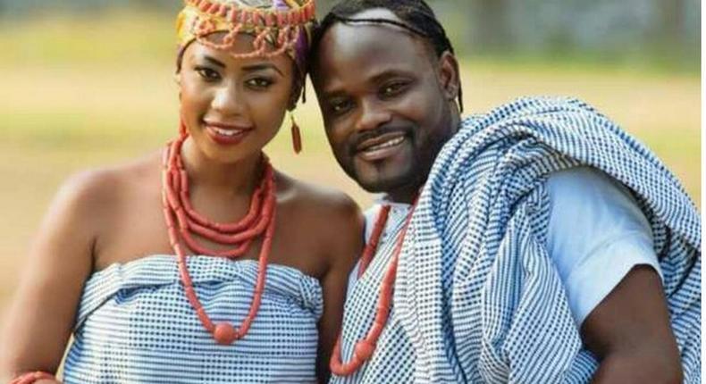 Selly Galley and boyfriend Cartel Big J (Praye Tiatia) are engaged