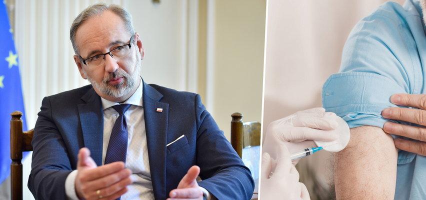 FORUM W KARPACZU. Minister Adam Niedzielski ujawnia, że szczepienia na COVID będą jeszcze bezpłatne. Ale jak długo?