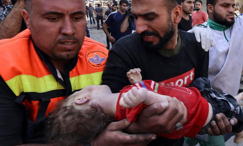 Ponad 60 dzieci zginęła w ostatnim czasie podczas konfliktu na Bliskim Wschodzie.