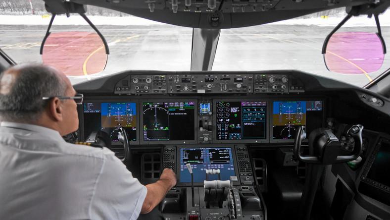 Orkan Ksawery uziemił samoloty na lotniskach