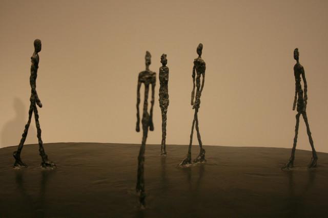 Skulpture Alberta Đakometija