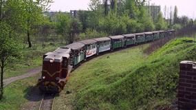Kolejka wąskotorowa w Bytomiu rozpoczyna letni sezon