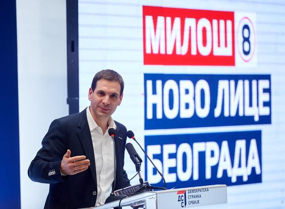 Smatra da je neophodno ukrupnjavanje: Miloš Jovanović