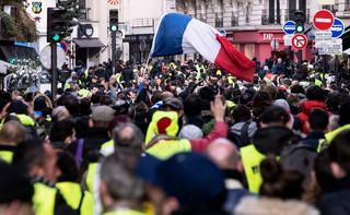 Protesty we Francji: Dwie dziennikarki zostały pobite przez 'żółte kamizelki'?