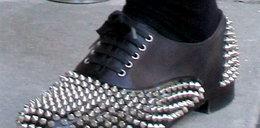 Will.i.am nabił buty ćwiekami