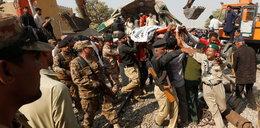 20 ofiar katastrofy kolejowej. Z wagonów została miazga