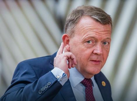 Premijer Lars Rasmusen