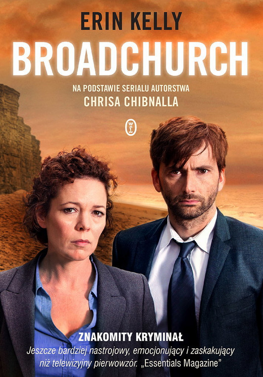 """Broadchurch"" Erin Kelly"