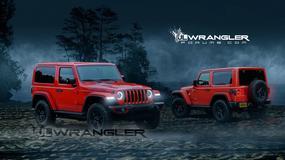 Jak będzie wyglądać nowy Jeep Wrangler?