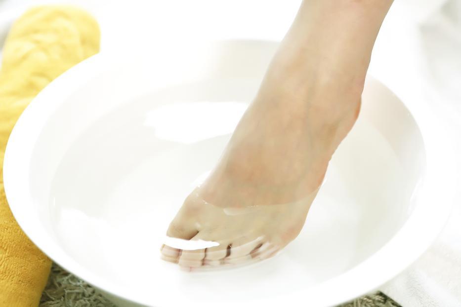 láb méregtelenítés