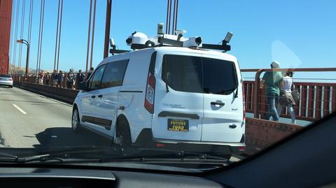 Apple testuje autonomiczny pojazd, czy to samochód do tworzenia interaktywnych map?