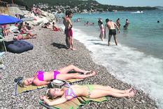 Ako idete na more sledeće nedelje, IMAMO LOŠE VESTI: Grčka, Hrvatska i Crna Gora u HLADNOM TALASU, evo kad će tek biti za kupanje
