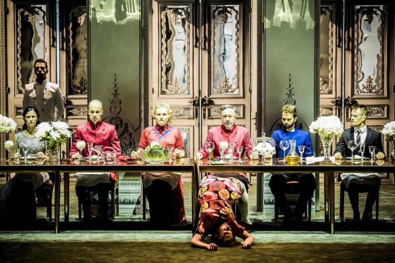 Iwona, księżniczka Burgunda, fot.Krzysztof Bieliński, Teatr Narodowy