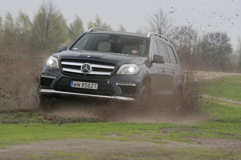 Mercedes GL 500 4Matic