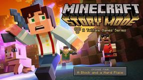 Minecraft: Story Mode - pierwszy epizod gry dostępny za darmo