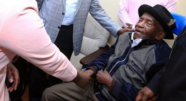 Archbishop Emeritus Raphael Ndingi Mwana a'Nzeki dead