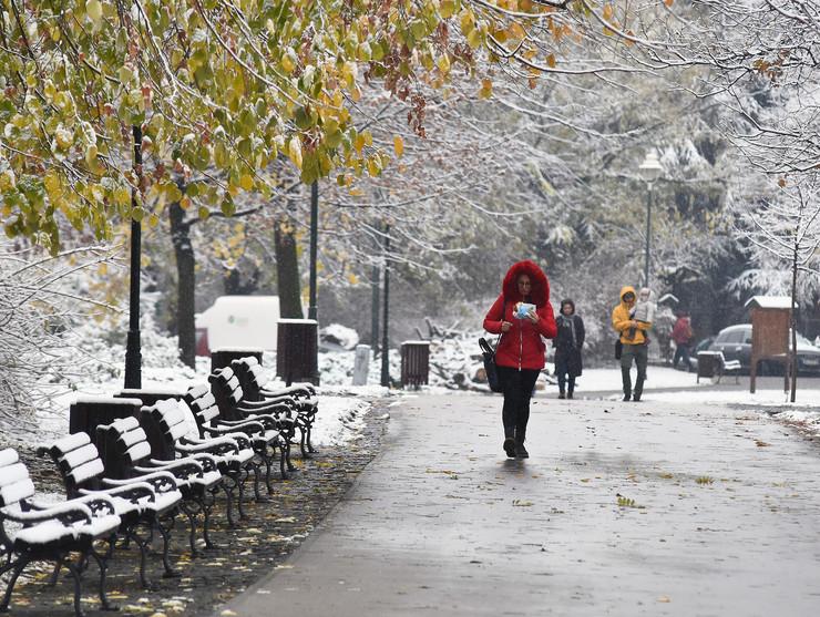 Ove godine još nismo videli prvi sneg