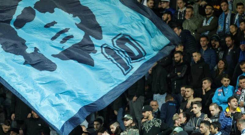 'Ciao Diego': Naples weeps for Maradona