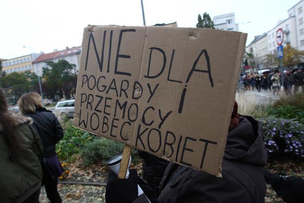 Czarny protest
