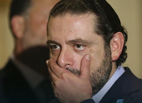 Haririjev intervju libanskoj televiziji uživo je emitovan