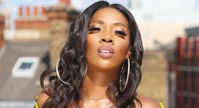 Tiwa Savage speaks about  her upcoming album, 'Celia' and making 'Tempation' with Sam Smith. [Instagram/TiwaSavage]