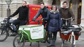 Rowery cargo receptą na ochronę środowiska