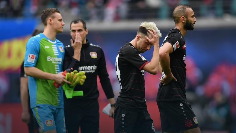 Bayer się kompromituje i obawia o ligę