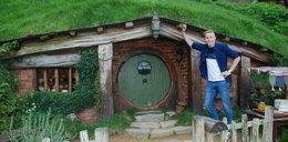 Pomocnik Arki kopał piłkę w krainie Hobbitów