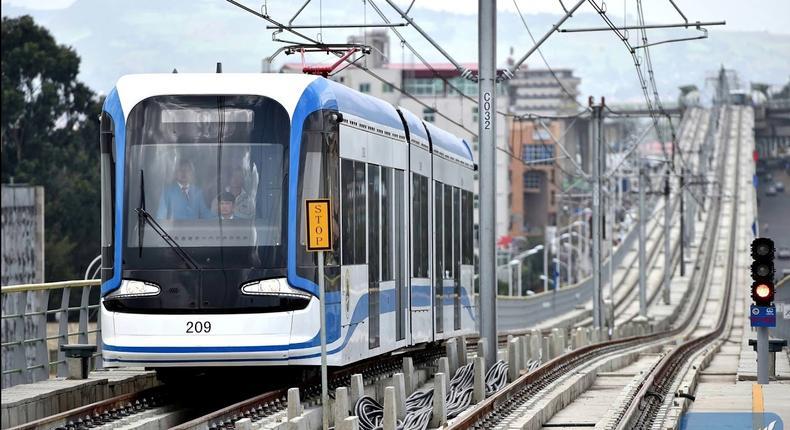 Addis Ababa Light Rail Transit (AALRT)