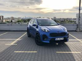 Kia Sportage Black Edition – oferta last minute