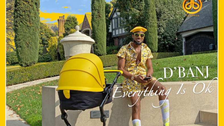 D'Banj releases new single, 'Everything Is Ok.' (DB Records)