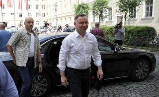 Duda w Małopolsce: Od jutra wypłata do 6000 zł w przypadku zalania budynków