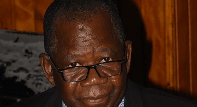Deputy Government Statistician, Mr David Yenukwa Kombat
