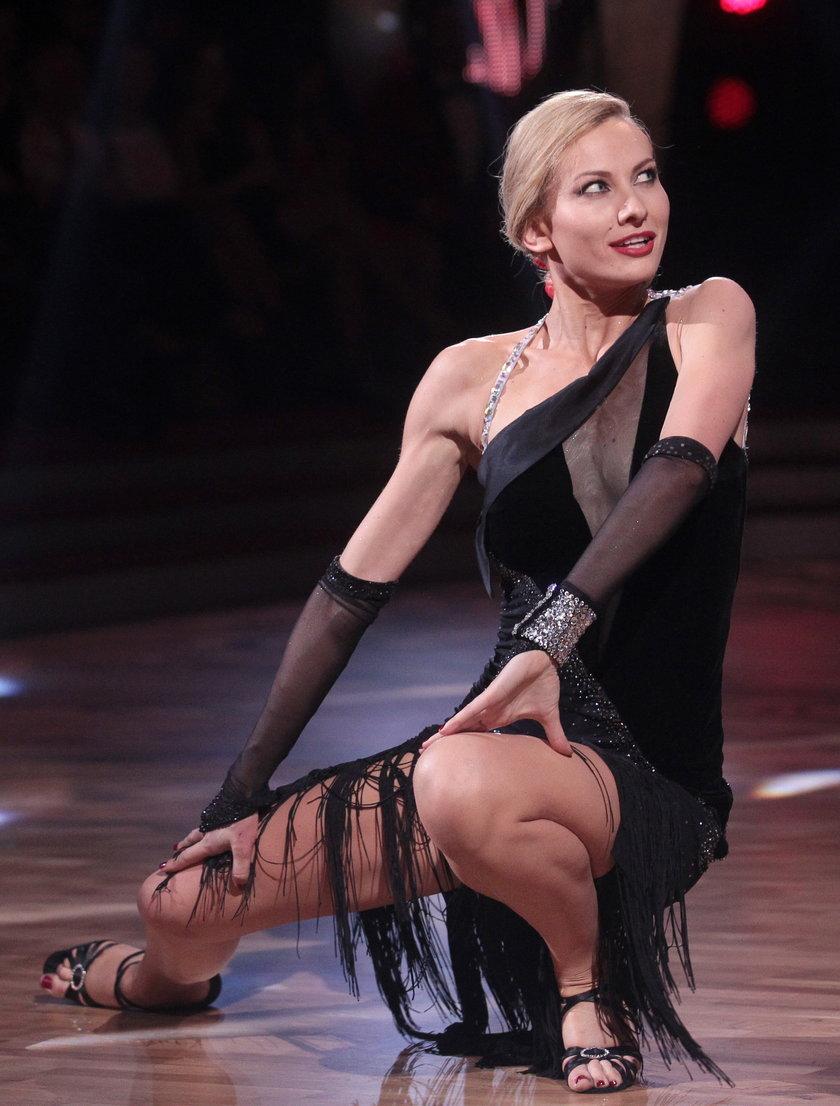 Joanna Moro w Tańcu z gwiazdami
