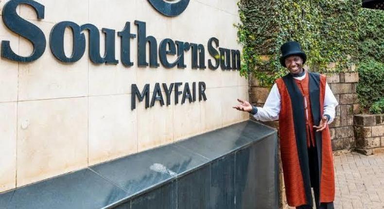 Southern Sun Mayfair Hotel, Nairobi.