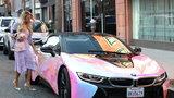 Paris Hilton ma różowe życie. Właśnie została okrzyknięta twarzą słynnego domu mody