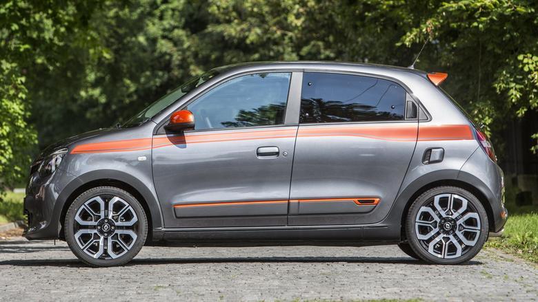 Renault Twingo GT: zpewnością nie jest to wersja dla każdego!