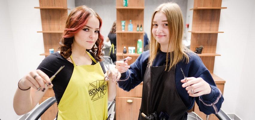 Wielka akcja uczniów fryzjerstwa. Zapraszają na darmowe strzyżenie