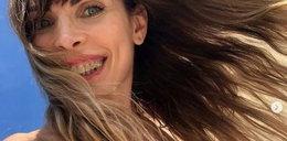46-letnia Agnieszka Dygant w bikini. Fani oniemieli